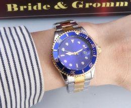 Wholesale Clock Days - 2016NEW HOT Fashion Men Luxury Brand Automatic Watch Business Sports Quartz Clock Women Watch Montre Homme Free shipping
