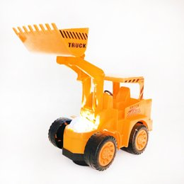 Wholesale Toys Building Excavator - 2017 Sale Miniature Brinquedos Tamiya Bulldozer Truck City Construction Excavator Tractor Cars Model Kids Building Machinery Toy Car Toys