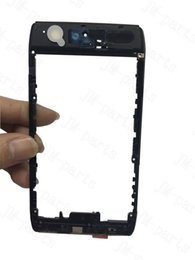 Wholesale Droid Xt912 - Original New Housing case For Motorola Droid RAZR XT910 XT912 Middle Back Plate Frame Bezel Cover Case