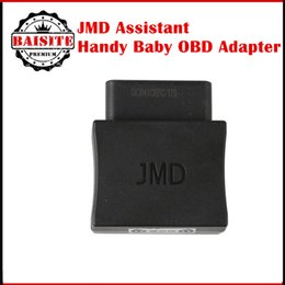 Wholesale Baby Bmw - 2017 New Arrival JMD Assistant Handy Baby OBD Adapter JMD Key Programmer For VW Models read ID48 Data For All Key Lost