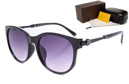 Wholesale Mascot Sunglasses - The latest popular fashion men designer sunglasses MASCOT square plate metal combination frame top quality anti-UV lens with original box