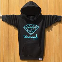Wholesale Animal Print Supplies - Wholesale-Men's Hoody Sweatshirts Diamond Supply Co Man Hoodies Jumpers Hip Hop Camisetas Hombre Fitness Hooded Ding Tracksuits Pullovers