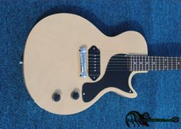 Wholesale Cheap Guitar Strings China - Custom Shop Cream Junior Electric Guitar China Guitars High Quality OEM Cheap