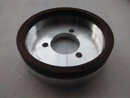 Wholesale Grinding Abrasive Wheel - Resin Bond Grinding Disc Resin Abrasive Cup Wheel for Glass Edger Machine Free Ship Grit #240