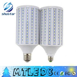 Wholesale Cool Pendant Lighting - Super Bright Led Corn light 50W 60W 80W 5730SMD E27 E40 E26 B22 Corn Bulb Lamp Pendant Lighting Chandelier Ceiling Spot Light