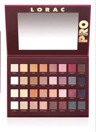 2019 lorac mega pro paleta de vacaciones 2017 LORAC Mega PRO Palette Eye Shadow 32 Color Edición Limitada Holiday Makeup Set Cosmetics rebajas lorac mega pro paleta de vacaciones