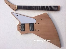 Wholesale Body Kits Parts - Musoo brand Electric Guitar Kit - Exp with all parts
