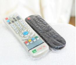 Régler le climatiseur en Ligne-5 pièces ensemble film rétractable de la chaleur TV climatiseur vidéo télécommande couvercle de protection