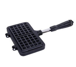Wholesale Double Sided Grill - Hot Sale Non-stick Fryer Pan Double Side Waffles Grill Fry Pan