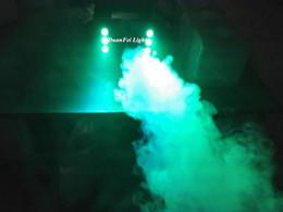 Wholesale Disco Smoke - Wholesale- DunFly DuanFei Light 6pcs lot free shipping dj disco fog machine smoke machine led 1500W