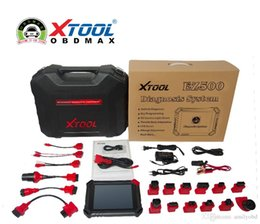 Wholesale Diagnosis Jeep - XTOOL EZ500 Full-System Diagnosis for Gasoline Vehicles with Special Function Same Function With XTool PS80