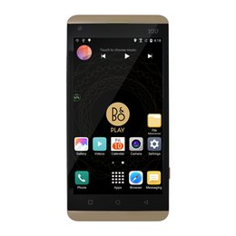 Wholesale Smartphone 5mp - Android 7.0 Goophone V20 3G WCDMA Quad Core MTK6580 1GB 4GB 5.5 inch IPS 1280*720 HD 5MP Camera WiFi Micro Sim Card Metal Frame Smartphone