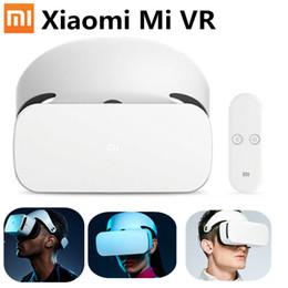 Original all'ingrosso XIAOMI MI VR Headset occhiali di realtà virtuale con 9Remote controller di messa a fuoco regolabile per XIAOMI MI5 / MI5S / 5s più da
