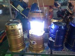 UK super bright led camping lantern - Sports & Outdoor gear hiking & camping lights super bright LED lanterns solar emergency tents rechargeable portable lights flashlight