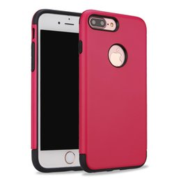 Wholesale Smoothing Plastic Phone Case - For ZTE Zmax Pro Z981 Alcatel Stellar Tru Fierce 4 Coolpad 3622A Hot Sale PC TPU Bright Smooth Defender Hybrid Cell Phone Case