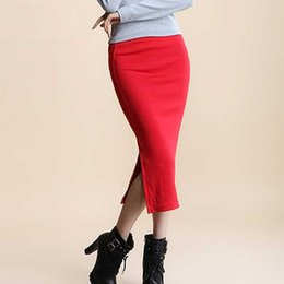 Long Wool Pencil Skirt Online Wholesale Distributors, Long Wool ...