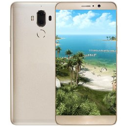 Wholesale Phone Sale Quad Core - hot sale goophone mate9 for 6 inch large screen 2017 new ultra-thin waterproof smart Quad-core 3G high-definition smart phone