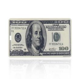 Wholesale Dollar Pen - HanDisk Card series US Dollar Card Flash Drive 128MB 1 2 4 16 32 64 128gb Portable Hard Drive Usb Pen Drive EU095