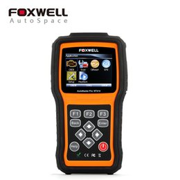 Wholesale Car Auto Transmission - Foxwell NT414 Automotive Scanner ABS + Airbag SRS + Transmission + Engine Car Diagnostic Tool OBD OBDII Auto Scaner Automotriz