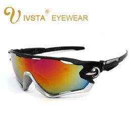 Wholesale Goggles Strap - IVSTA 2017 Outdoor Cycling Sunglasses 9270 Polarized Sunglasses Biking MTB Road UV400 myopia strap clips myopia