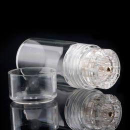 DHL Бесплатная доставка Гидра иглы 20 контактов микро иглы штамп с титановой иглой для ухода за кожей и выпадения волос от