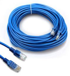 Canada Câble Ethernet RJ45 1M 3M 1.5M 2M 5M 10M 15M 20M 30M pour Cat5e Cat5 Internet Patch réseau Câble LAN pour ordinateur PC LAN Network Cord Offre