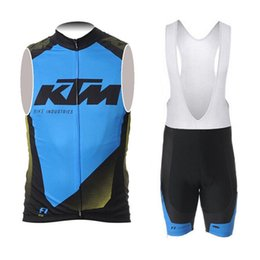 25ce0b71bd3 2017 Ktm Cycling jerseys summer bicycle sleeveless maillot ropa ciclismo  hombre quick dry mtb bike racing jerseys cycling clothing C0902 ktm bicycle  ...