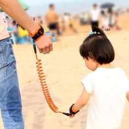 Wholesale Harnesses Walk - Latest Kids Anti-Lost Strap Practical Toddler Walking Hand Band Wrist Belt Leash Toddler Safety Harness Leash VT0609