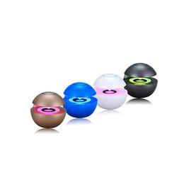 Многоцветные динамики онлайн-Мини BT-118 с сенсорным управлением Bluetooth Speaker Stereo Speaker 360 Surround Многоцветный светодиодный динамик громкой связи для смартфона TF карта