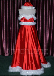 Wholesale Photo Ds - Christmas costumes night performances costumes DS stage Christmas clothing photo role-playing performance clothing