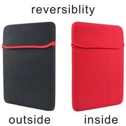 "Wholesale Bag Notebook 17 Inch - Macbook Sleeve Laptop bag Neoprene Sleeve Air Pro Soft Case Cover Bag Notebook 10"" 12"" 13"" 15"" 17"" inner bag"