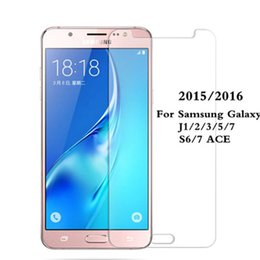 Wholesale Screen Guard For Galaxy S3 - Newly 9H Explosion Proof Premium Tempered Glass Screen Protector Film Guard For Samsung galaxy core2 core prime S7262 G313 G355 G350