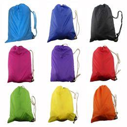Wholesale Double Bean Bags - Lounge Sleep Bag Lazy Inflatable Beanbag Sofa Chair, Living Room Bean Bag Cushion, Outdoor Self Inflated Beanbag