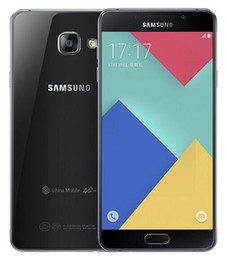 android 5.5 inch fingerprint phone Promo Codes - Original Samsung Galaxy A7 A7100 Dual Sim Octa Core 5.5 Inch 3GB  16GB 13MP 4G LTE Fingerprint Refurbished Unlocked Mobile Phone