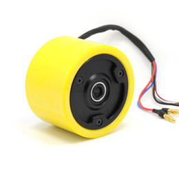 Wholesale Brushless Electric Hub Motors - 24v 150w high quality dismountable remote control board block ds electric brushless scooter hub motor   wheel motor for scooter