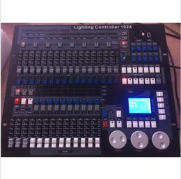 Wholesale Dmx Controller Console - 1024 DMX Lighting Consoles Professional Stage Light Pearl Avolite Controllers DJ Disco Equipment DMX controller LED moving Head