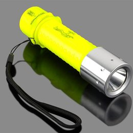 Wholesale Types Led Flashlight Bulbs - free shipping,Waterproof CREE XM-L T6 2000LM LED Diving Flashlight Underwater Lamp Torch Free Shipping