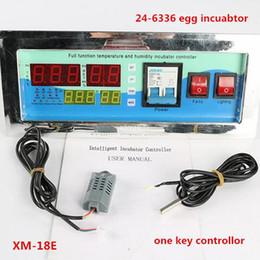 Wholesale Incubator Eggs - Freeshipping full automatic egg incubator temperature humidity controller egg incubator digital controller for sale