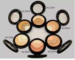 Wholesale Skinfinish Natural - HOT Makeup Skinfinish Face Powder Mineralize Plus Foundation 10g High quality