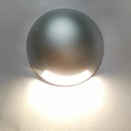 Luce spot principale impermeabile 3w online-Lampade da pavimento a Led CREE Lampade interrate da pavimento a 12V 24V 1W 3W Illuminazione sotterranea IP67 Lampade interrate impermeabili Spot