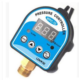 Wholesale Digital Control Pump - Digital Pressure Control Switch WPC-10 Digital Display Pressure Controller For Water Pump