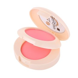 Wholesale Naked Blusher - Wholesale- Double Layer Rouge Cheek Make Up Blush To Faced Professional Naked Sleek Makeup Brand Benifit Matte Blusher Mineralize Cosmetics