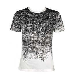 Wholesale Wholesale Clothing American Apparel - Wholesale- 2017 NEW Man Clothing Camisetas American Style Men Summer T shirt Cotton Short Sleeve Masculinas Male Apparel fashion