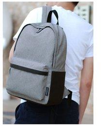 Wholesale Korean Shoulder Bag For Men - Oxford Fabric School Bags Wholesale Korean Backpacks Fashion Canvas Shoulder Bags for 15 inches Laptop