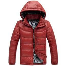 Wholesale Men Clothing Heavy - new top quality THE Men Wear Thick Winter Outdoor Heavy Coats Down VEST mens jackets Clothes 616