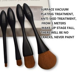 Wholesale Extra Fine - Yashena MINI-goblet makeup brush 5piece set Higt quality makeup brushes Extra-fine synthetic hair soft and comfortable