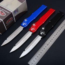 Wholesale Knife Elmax - Outdoor 150-10AP Custom Cold Steel HALO V T E Satin knife Drop Point Edge single action Fox Claw karambit A07 A161 Tactical knife knives