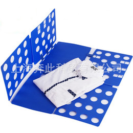 Wholesale Household Plastic Goods - Household Folding Board Lazy Shortcut Original Plastic A Good Helper In Life Plate Durable Relatively Practical Blue Boards 5 38kq J