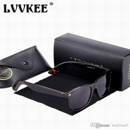 Wholesale Cool Frame - Fashion Popular Sunglasses Cat Eye Vintage 50mm Brand Sun Glasses Cool for Men Women Mirror glass Eyeglasses with box Online Sale