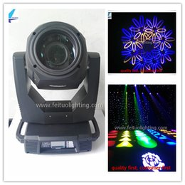 Wholesale Moving Head Zoom - 2Xlot 16 24 8-face prism 3in1 zoom moving head spot light wash stage effect zoom head moving beam 350w 17r